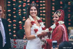 For interfaith couples, marriage ceremonies represent so much more than tying the knot.