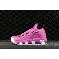 Women Men Nike Air More Money Qs X Sneaker Room Tink Pink Rare Big Deals 234e25a7d