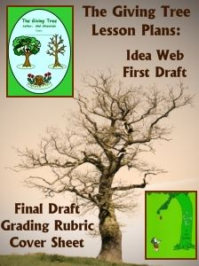 The Giving Tree Lesson Plans  Activities  Shel Silverstein