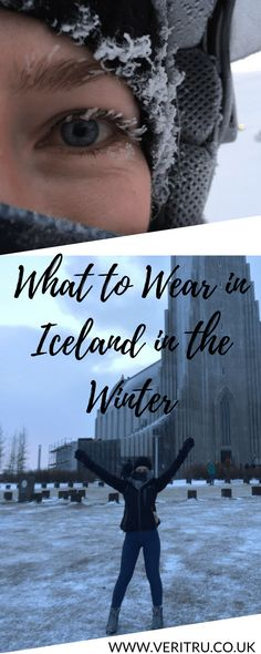 What to Wear in Iceland in the Winter. So you've booked a holiday to Iceland and now you're thinking about what to wear in Iceland in the winter! Check out my list of items to keep you warm.