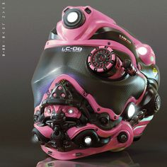 4 Awesome Helmet Concept Timelapse by Ryan Love RYAN LOVE is a Sr. Environment Artist at Bioware, Ed