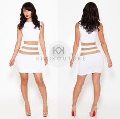 KimiKouture Lisette Dress