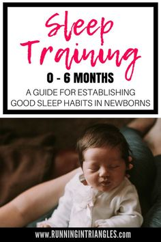 How to Sleep Train a Newborn