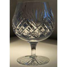 Large Brandy Glass, finest lead cut crystal. C 15 fl.oz. £ 27.50  http://www.welshroyalcrystal.co.uk/product.php?id=21