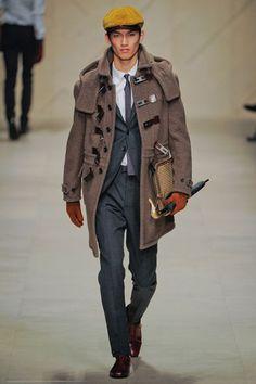 Burberry Prorsum | Fall 2012 Menswear