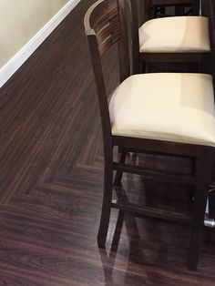Luxury vinyl tile with unparalleled designs and industry-leading durability. Vinyl Flooring Installation, Vinyl Wood Flooring, Luxury Vinyl Flooring, Luxury Vinyl Tile, Luxury Vinyl Plank, Dining Bench, Dining Chairs, English Walnut, Hospitality
