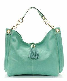 Cute blue bag...