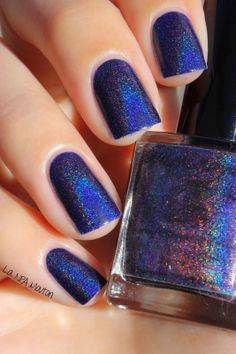 Summer collection Holo Polish/Spectraflair - Starry Night of the Summer