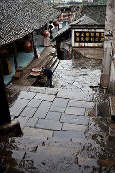 Furong China Ancient Town Western Hunan
