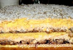 Hungarian Cake, Russian Cakes, Homemade Cakes, Easy Cooking, Banana Bread, Sandwiches, Recipies, Food And Drink, Baking