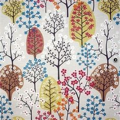 Was so sad to find Northlight had closed (Scandinavian design heaven) but very happy to see they are still going online with their delicious fabrics