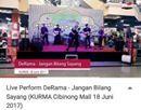 Full Video @Youtube https://youtu.be/0rjyrGWtuGM  Perform @derama_band_official Jangan Bilang Sayang #live #kurma #kreasimusikramadhan @nagaswaraofficial @nagaswarafmbgr @cibinongmall #bogor