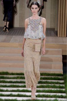 Chanel Alta Costura Primavera/Verano 2016