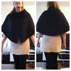 Poncho. *agagabri. Sewing, Places, Dressmaking, Couture, Stitching, Sew, Costura, Needlework
