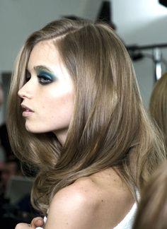Abbey Lee Kershaw dark #blonde #hair