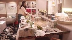 Montando uma mesa de Café da Manhã {Coleção Les Fruits}