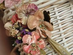 pretty faded flowers by andrea singarella, via Flickr