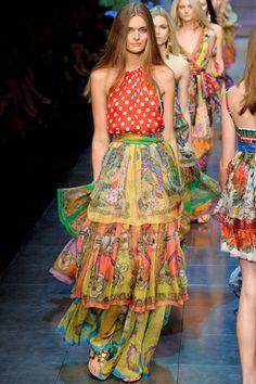 D&G #fashionweek