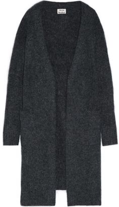 Acne Studios' 'Raya' cardigan is versatile enough to be worn with anything from mini dresses to denim.