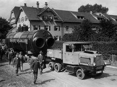 '1933-35 Henschel Kässbohrer SSW
