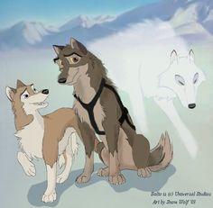 The Story of Balto by SnowWolfMystic.deviantart.com