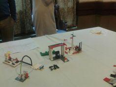 Metodologia #LegoSeriousPlay #peregrinos #asturias #hoteles #caminodesantiago #coworking