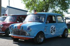 Classic Mini Cooper S
