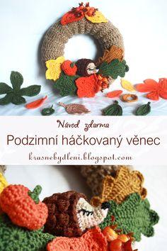 Crochet Necklace, Crochet Hats, Knitting Hats