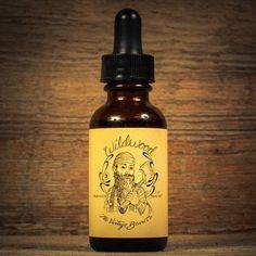 Wildwood Beard Oil - 1oz