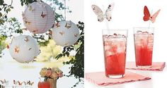 Mariposas de papel para decorar