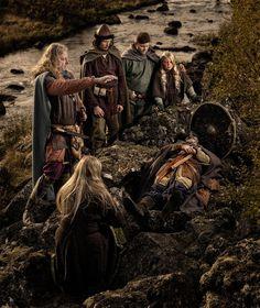 Viking funeral