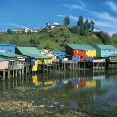Chiloe Tours, Chiloe Island, Chile Tours in Chiloe Chili, Voyager Loin, Destinations, Tours, Future Travel, World Heritage Sites, South America, Scenery, Places To Visit