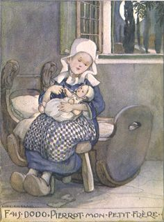 French Nursery Songs--Anne Anderson