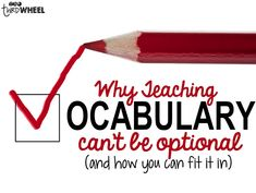 How Vocabulary is Destroying Your Test Scores...and What You Can Do About It - thethirdwheel