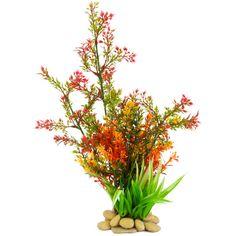 Top Fin Artifical Sporn Aquarium Plant | Artificial Plants | PetSmart