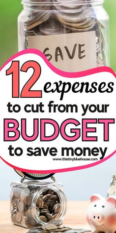 Looking to save more money in 2021? Here are 12 really easy ways to save more money every month. These 12 expenses can be slashed from your budget to save you hundreds of dollars every month. Show Me The Money, How To Make Money, Money Tips, Money Saving Tips, Grocery Savings Tips, College Loans, Debt Repayment, Managing Your Money, Budgeting Tips