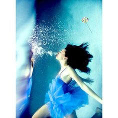 Creative Photography – People under Water | Cruzine - Polyvore