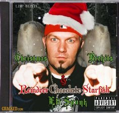 The 17 Worst Christmas Specials Possible #LimpBizkit