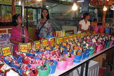 Full Moon Party on Koh Phangan,