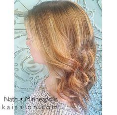 #aveda #avedacolor #blondehair #mediumhair #themoment #northloop #nolo #minneapolis #minneapolishair #kaisalon #hairsalon #hair