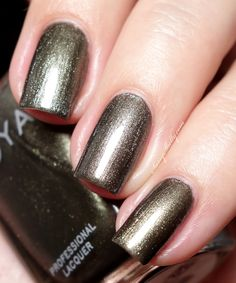 Zoya Tris -  Flair Collection swatches - Fall 2015   |  Sassy Shelly