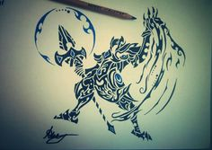 League of legends - tribal azir