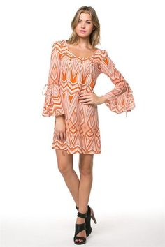 The Morgan Dress, $52.00 best for University of Texas and University of Tennessee www.FirstandTenGamedayDresses.com