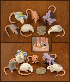 Dime Rats by *nEVEr-mor on deviantART