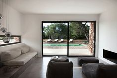 Project - House in an Olive Grove - Architizer