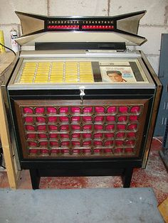 Jukebox of the 50's - very rare