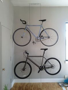 Bike Storage Can Be Difficult For Renters