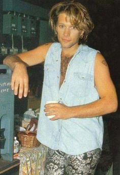 20 Photographs of Handsome Jon Bon Jovi in the 1990s ~ Vintage Everyday Wild In The Streets, Bon Jovi Always, Shaggy Long Hair, Jesse James, Some People Say, Jon Bon Jovi, Hottest Pic, Most Beautiful Man, My Favorite Music