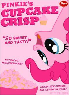 Pinkie's Cupcake Crisp