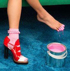 Pink Elephants On Parade, Chic, Heels, Fashion, Shabby Chic, Heel, Moda, Elegant, Fashion Styles